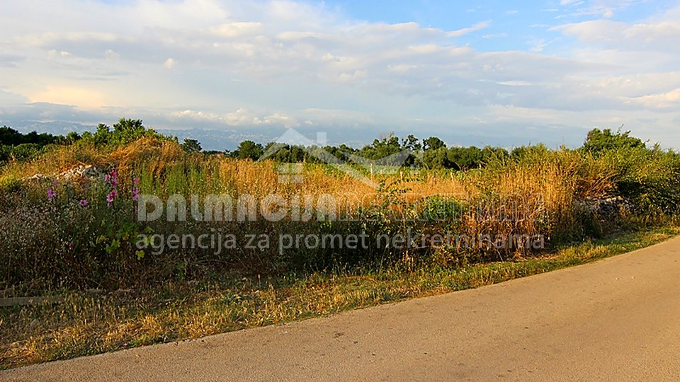 Land, 499 m2, For Sale, Privlaka