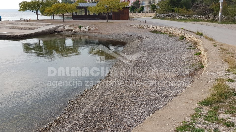 Zadar, Maslenica, građevinsko zemljište 857 m2