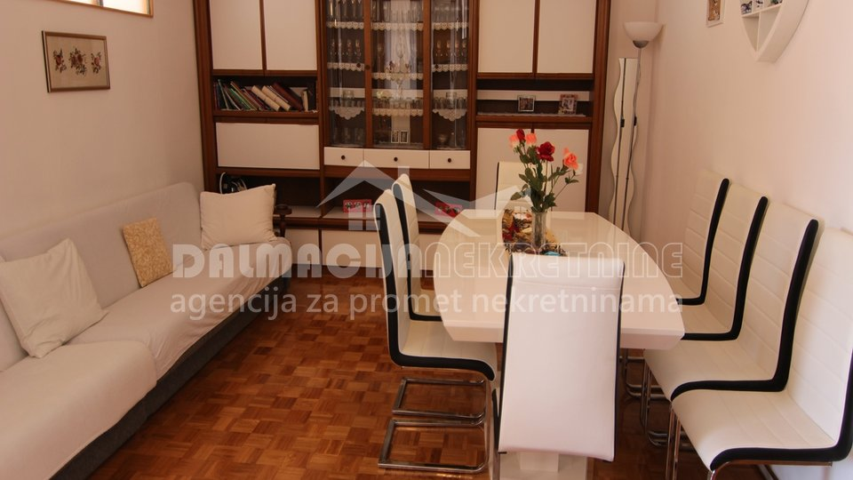 Privlaka, apartman 1.red uz more,82,66 m2 (prodaja)