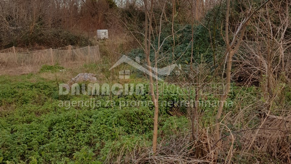 Land, 361 m2, For Sale, Privlaka