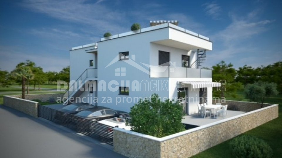 Apartment, 70 m2, For Sale, Privlaka