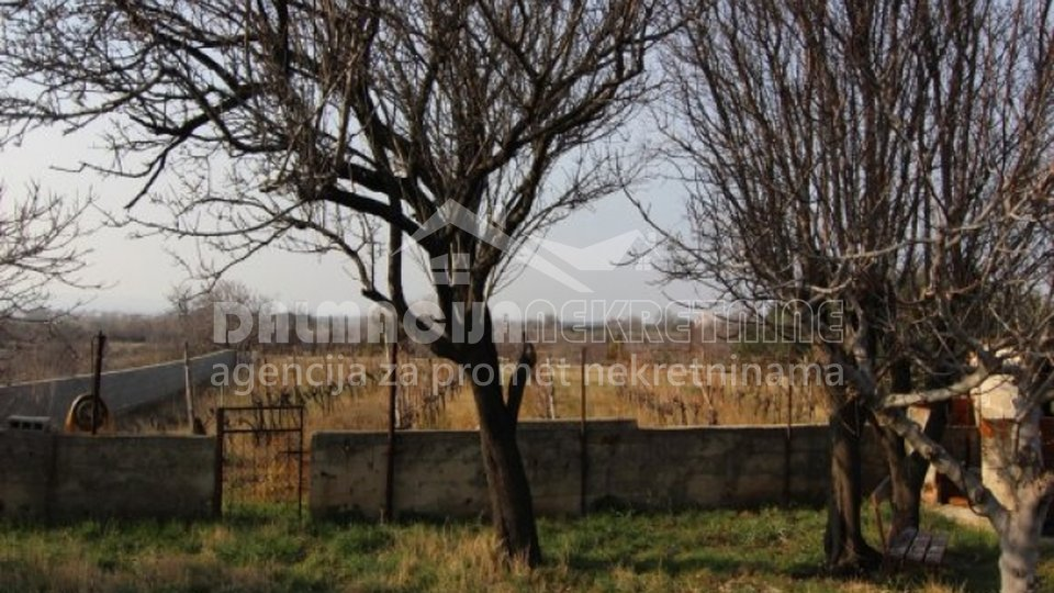 Land, 1470 m2, For Sale, Vrsi